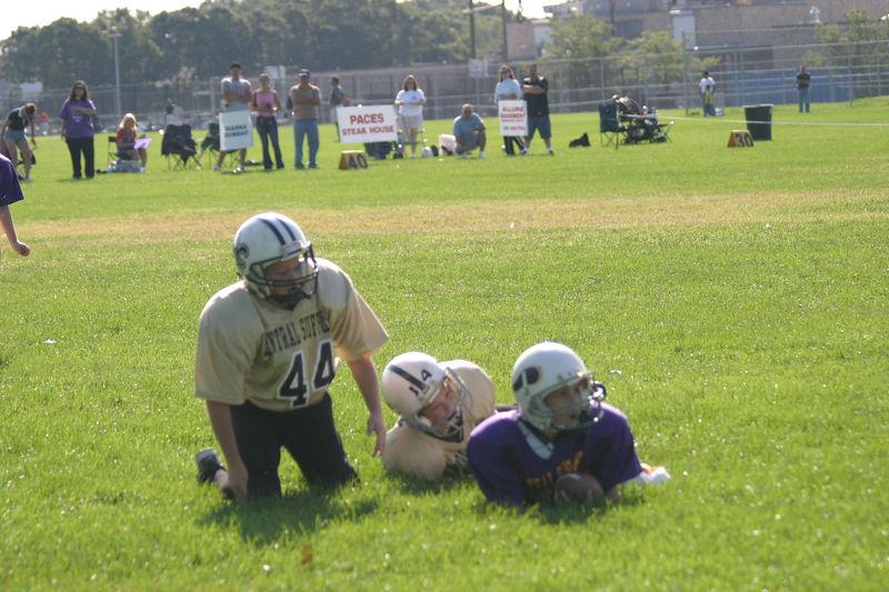 2003 Ryan's Football vs Vikings 093