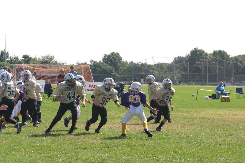 2003 Ryan's Football vs Vikings 158