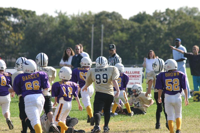 2003 Ryan's Football vs Vikings 056