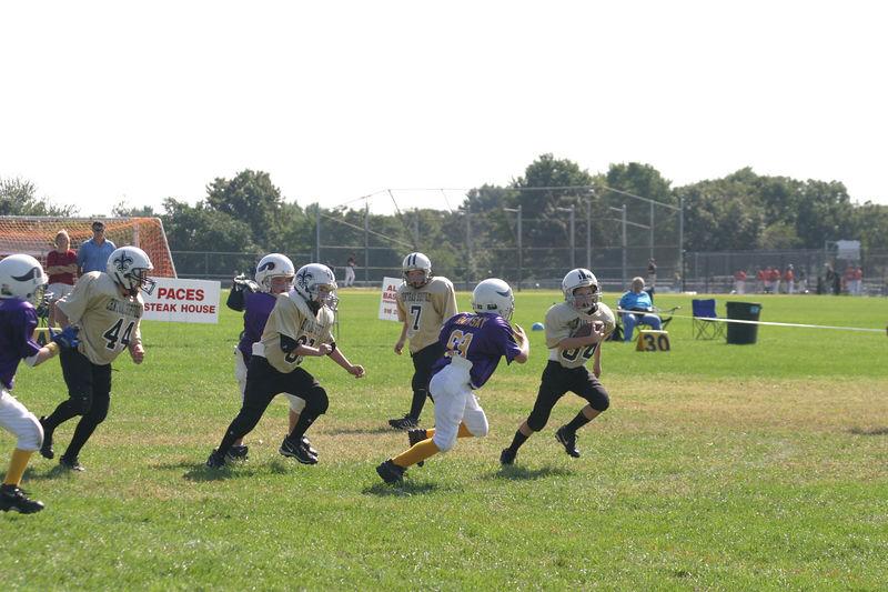 2003 Ryan's Football vs Vikings 159