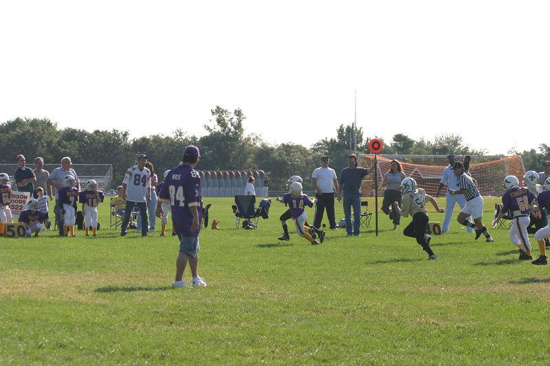 2003 Ryan's Football vs Vikings 004