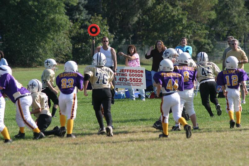 2003 Ryan's Football vs Vikings 053