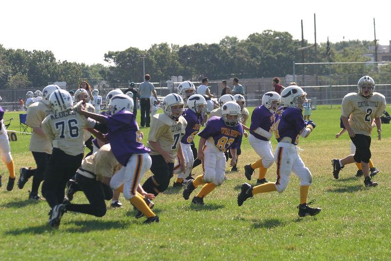 2003 Ryan's Football vs Vikings 170