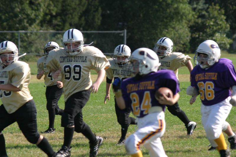 2003 Ryan's Football vs Vikings 058