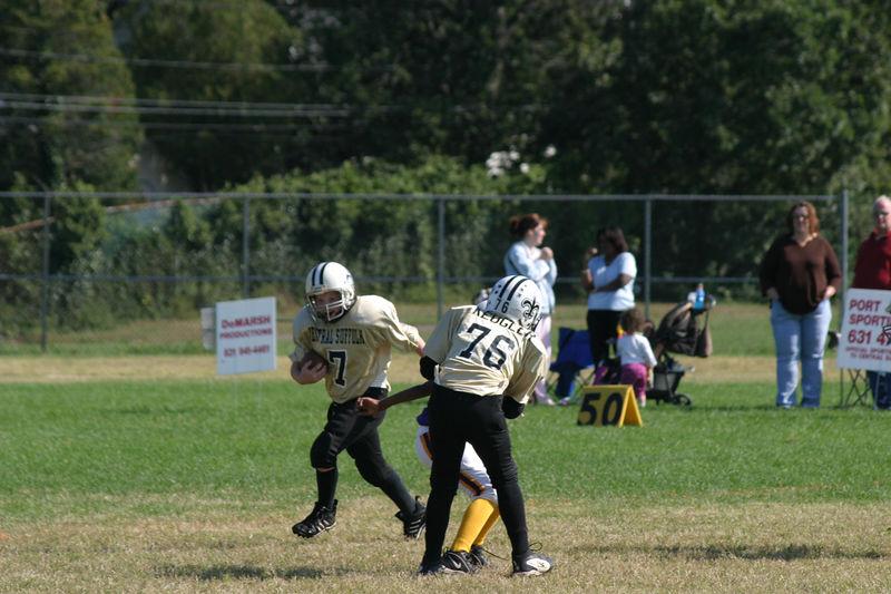 2003 Ryan's Football vs Vikings 121