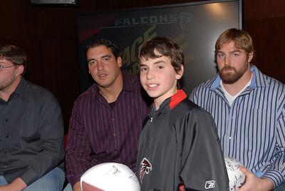 Atlanta Falcons, Todd Weiner and Harvey Dahl