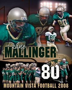 80 - Zane Mallinger