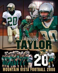 20 - Bryce Taylor