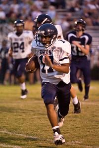 Sports-Football PA Jr vs LR Christian 091808-25