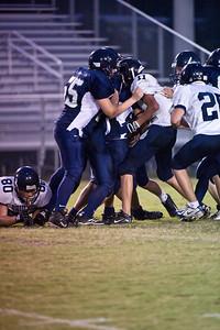 Sports-Football PA Jr vs LR Christian 091808-33