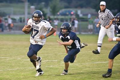 Sports-Football PA Jr vs LR Christian 091808-4