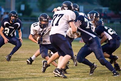 Sports-Football PA Jr vs LR Christian 091808-11