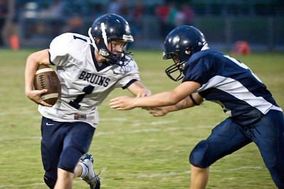 Sports-Football PA Jr vs LR Christian 091808-17