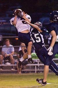 Sports-Football PA Jr vs LR Christian 091808-38