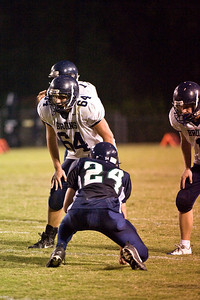 Sports-Football PA Jr vs LR Christian 091808-39