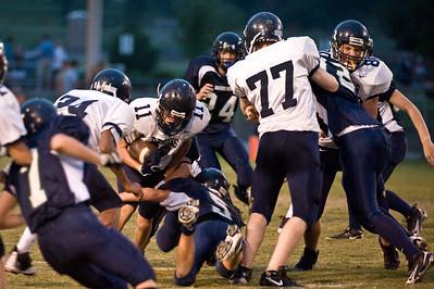 Sports-Football PA Jr vs LR Christian 091808-13