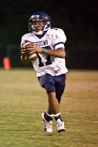 Sports-Football PA Jr vs LR Christian 091808-37