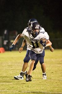 Sports-Football PA Jr vs LR Christian 091808-40