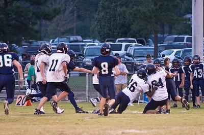 Sports-Football PA Jr vs LR Christian 091808-6
