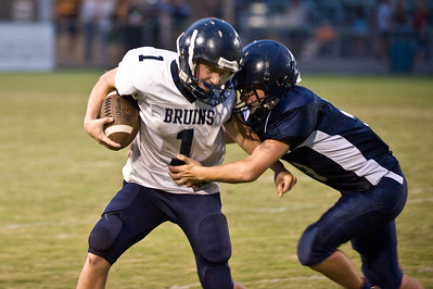 Sports-Football PA Jr vs LR Christian 091808-18