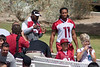 Larry Fitzgerald and Anquan Boldin