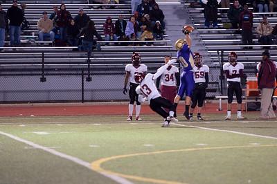 2009-11-06 Football Roman vs StJosephs