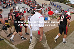 DAVIDSON, NC - Drake upends Davidson 21-16 as the Bulldogs break game open on a blocked Wildcat field goal attempt.