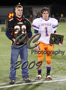 Class C Offensive Player of the Year: Brad Clark (Attica)  Class C Defensive Player of the Year: Matt Brown (Wellsville)