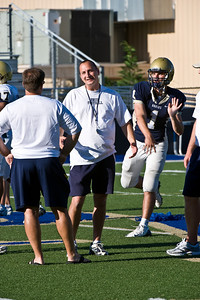 Sports-Football-PA Scrimmage 2009-5