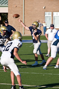 Sports-Football-PA Scrimmage 2009-26