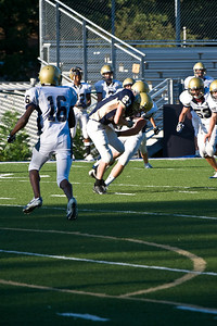 Sports-Football-PA Scrimmage 2009-37