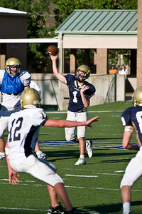 Sports-Football-PA Scrimmage 2009-33