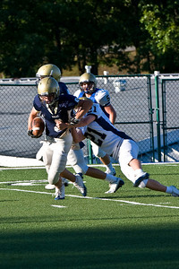 Sports-Football-PA Scrimmage 2009-32