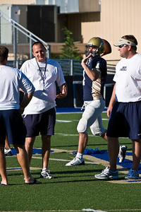 Sports-Football-PA Scrimmage 2009-3
