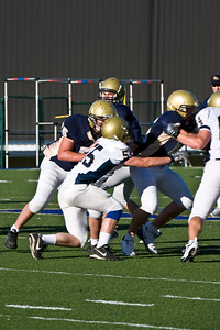 Sports-Football-PA Scrimmage 2009-30