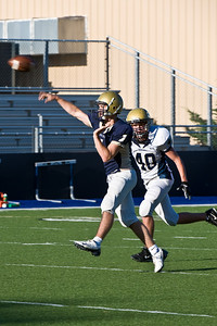Sports-Football-PA Scrimmage 2009-31