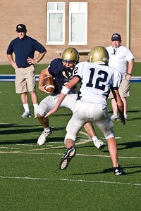 Sports-Football-PA Scrimmage 2009-27