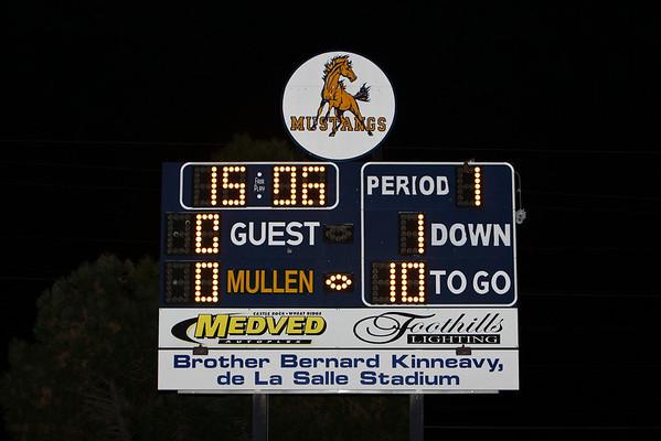 2009 ThunderRidge vs Mullen (Varsity) 11/20/09
