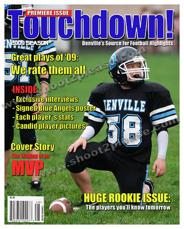 Any picture can be turned into a specialty magazine cover, just ask.