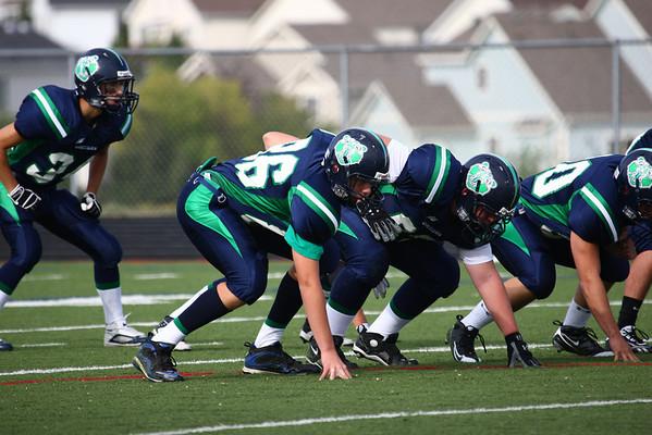 2009 ThunderRidge vs Rampart (JV) 09/18/09