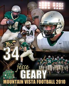#34 Jesse Geary