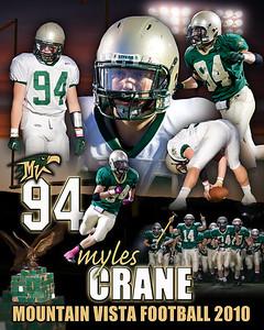 #94 Myles Crane