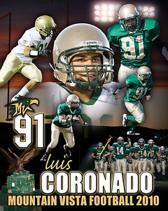 #91 Luis Coronado