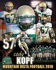 #57 Cody Kopf