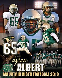 #65 Dylan Albert