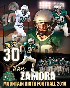 #30 Dan Zamora