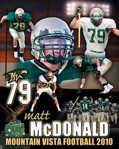 #79 Matt Mcdonald
