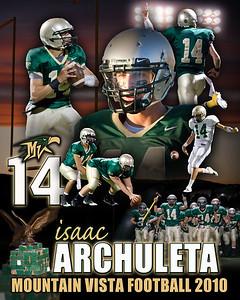 #14 Isaac Archuleta