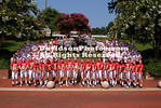 10 August 2010:  Men's football pose for team pictures  at the Baker Sports Complex in Davidson, North Carolina.