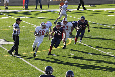 2010 Orono JV Football vs. Mound